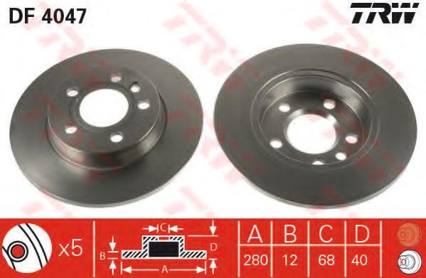 Купить тормозные диски на фольксваген транспортер т4 спойлер транспортер т3